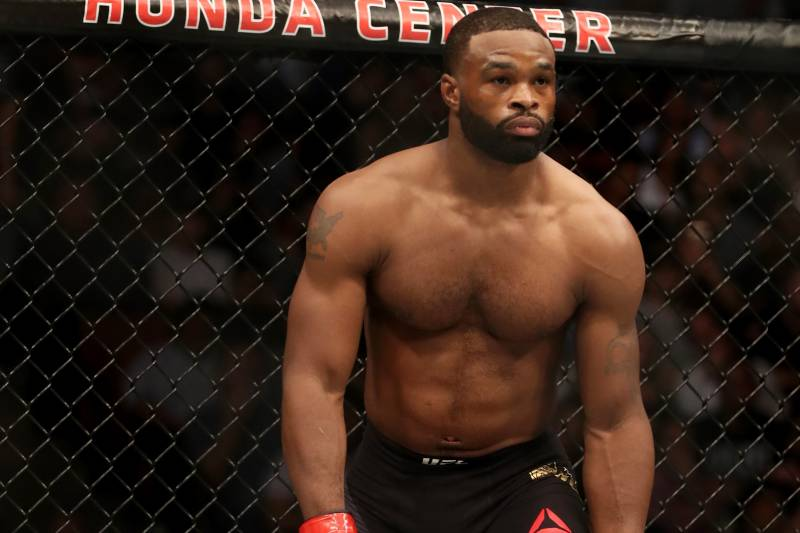 Tyron Woodley Middleweight