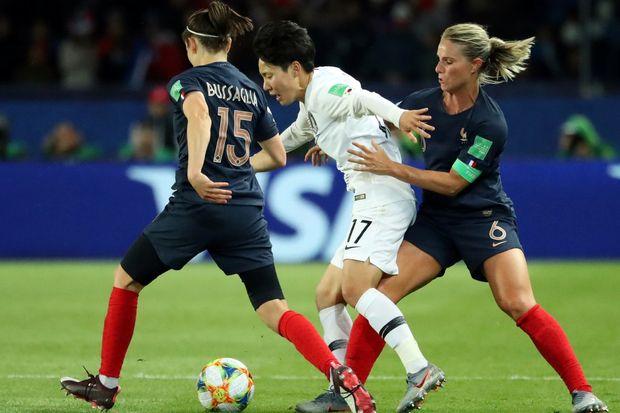 France dominate
