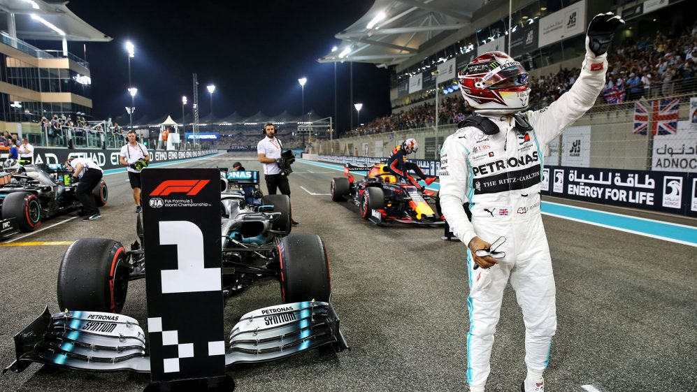 Abu Dhabi GP Qualifying