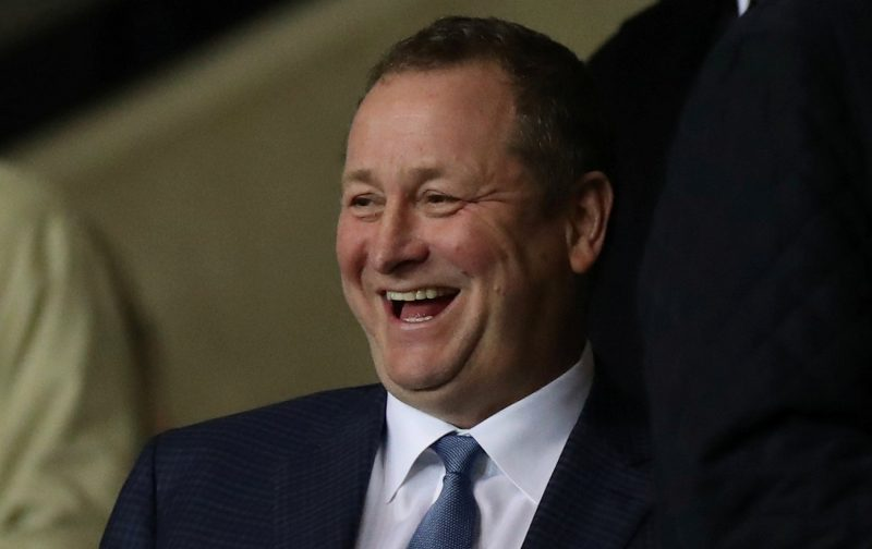 """Mike Ashley has been """"trying"""" to sell Newcastle for years"""