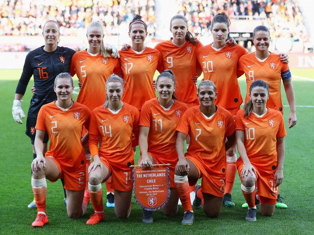 Team Netherlands WWC