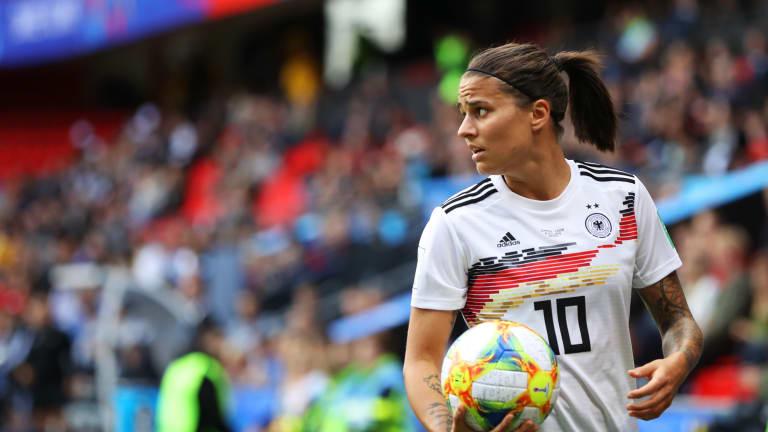 Germany star Dzsenifer Marozsan