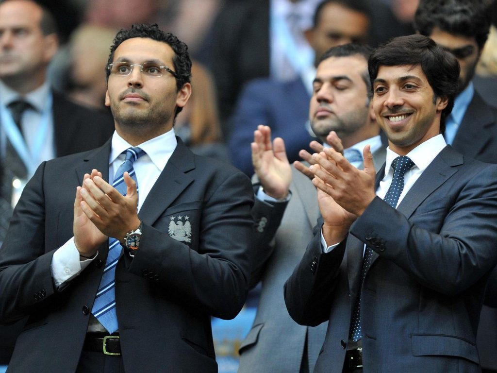 Manchester City's owners will be delighted with the outcome