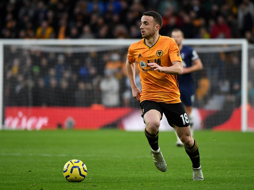Diogo Jota will add great depth, pace, and creativity across the Liverpool front line © AMA
