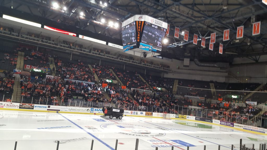 British Ice Hockey is one of the great sporting experiences