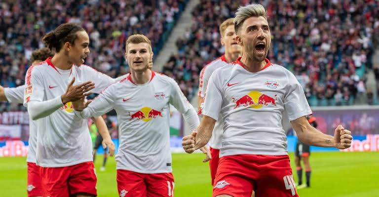 Champions League quick bets: Leipzig in happier days...but they'll win this one