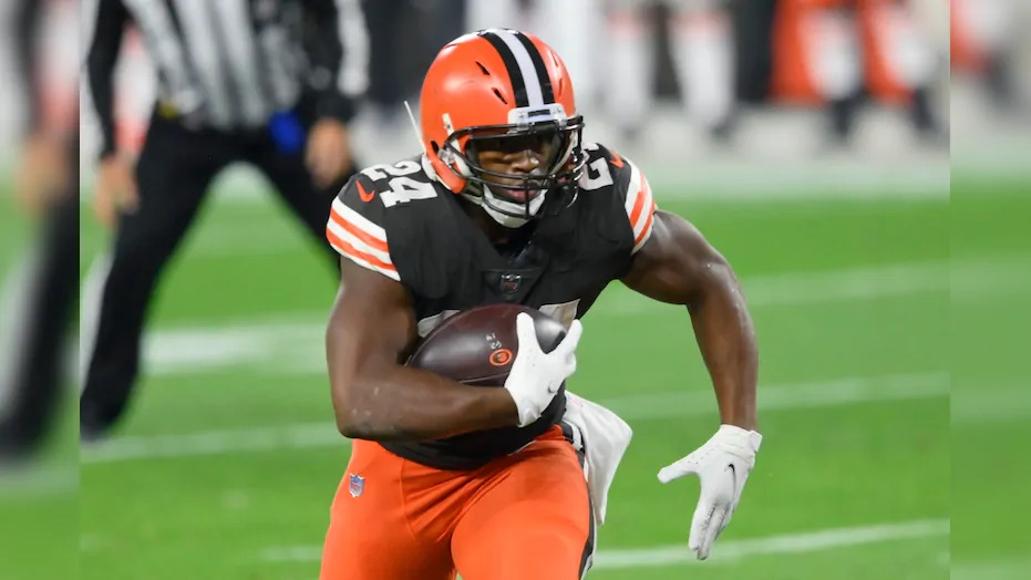 Nick Chubb has been the Cleveland Browns best offensive player by far this season