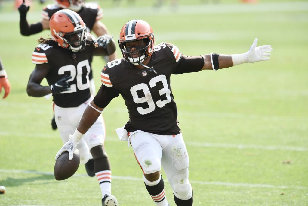 The Cleveland Browns need to continue to rebuild