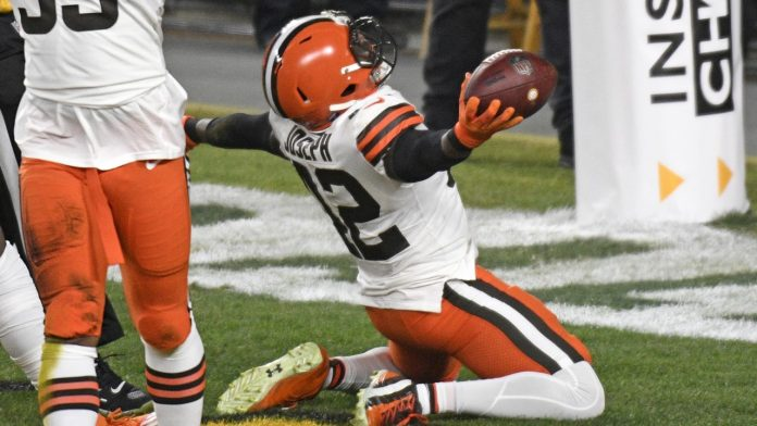 The rise of the Cleveland Browns