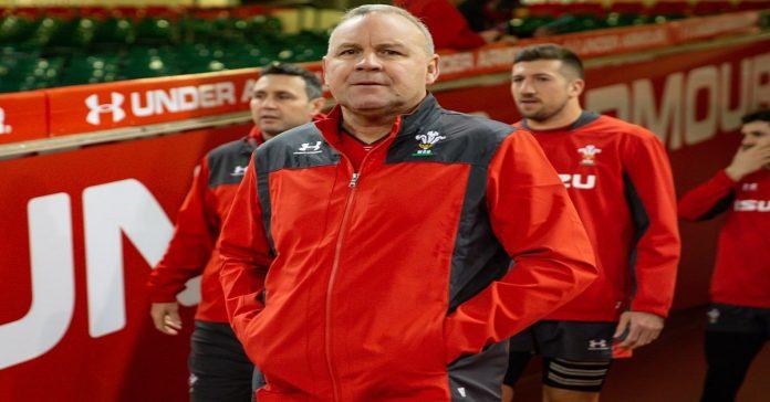 Wales Rugby Union coach Wayne Pivac