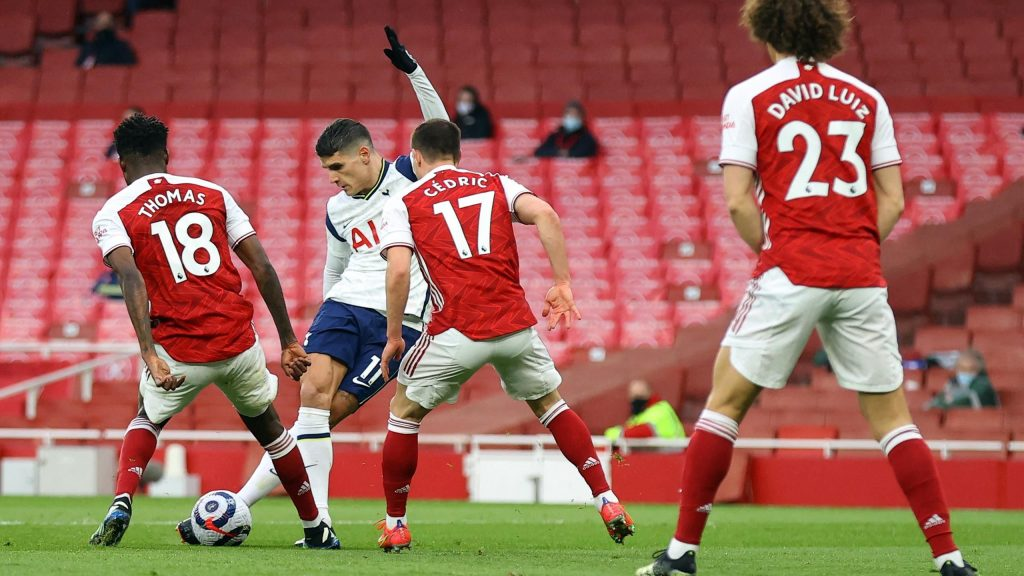 The Lamela Rabona will go down as one of the best ever North London derby goals.