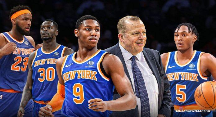 2021 Knicks Core